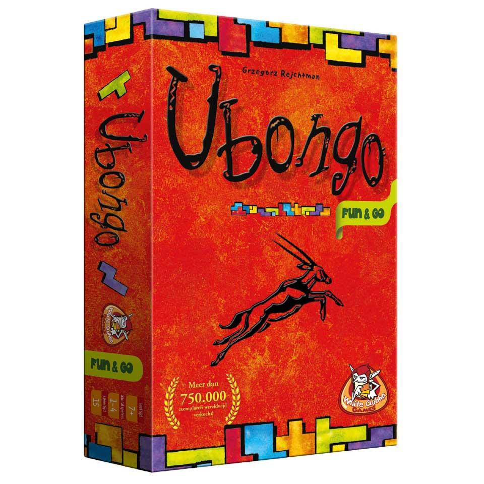 Ubongo meeneemspel