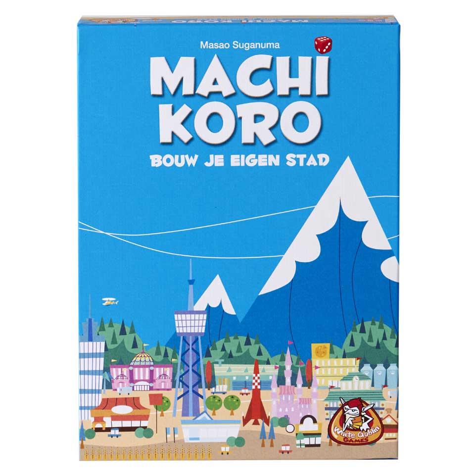 Machi Koro familiespel
