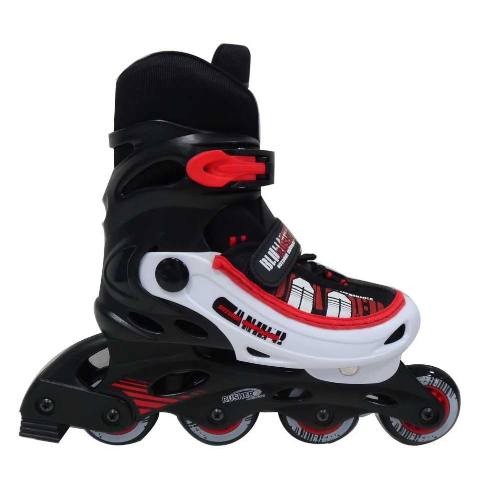 Inline skates - maat 31-34 - rood