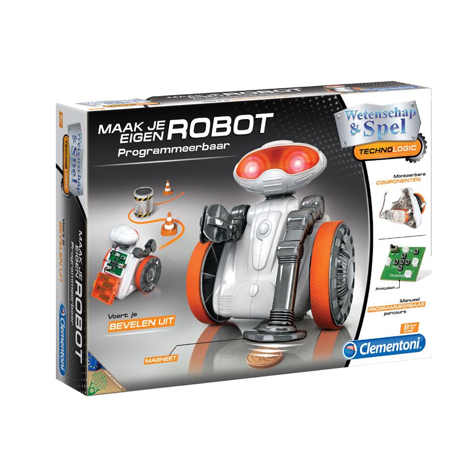 Clementoni Wetenschap & Spel Mijn Robot