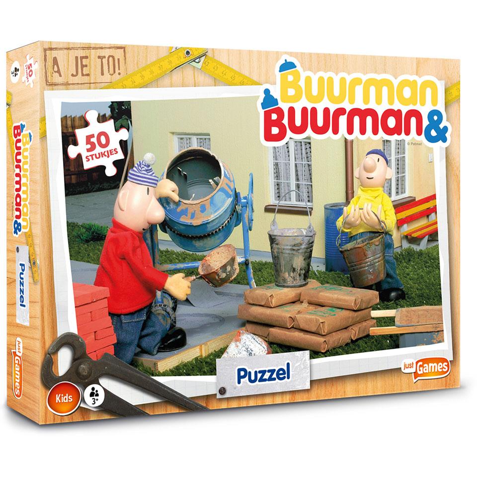 Buurman & Buurman puzzel - 50 stukjes