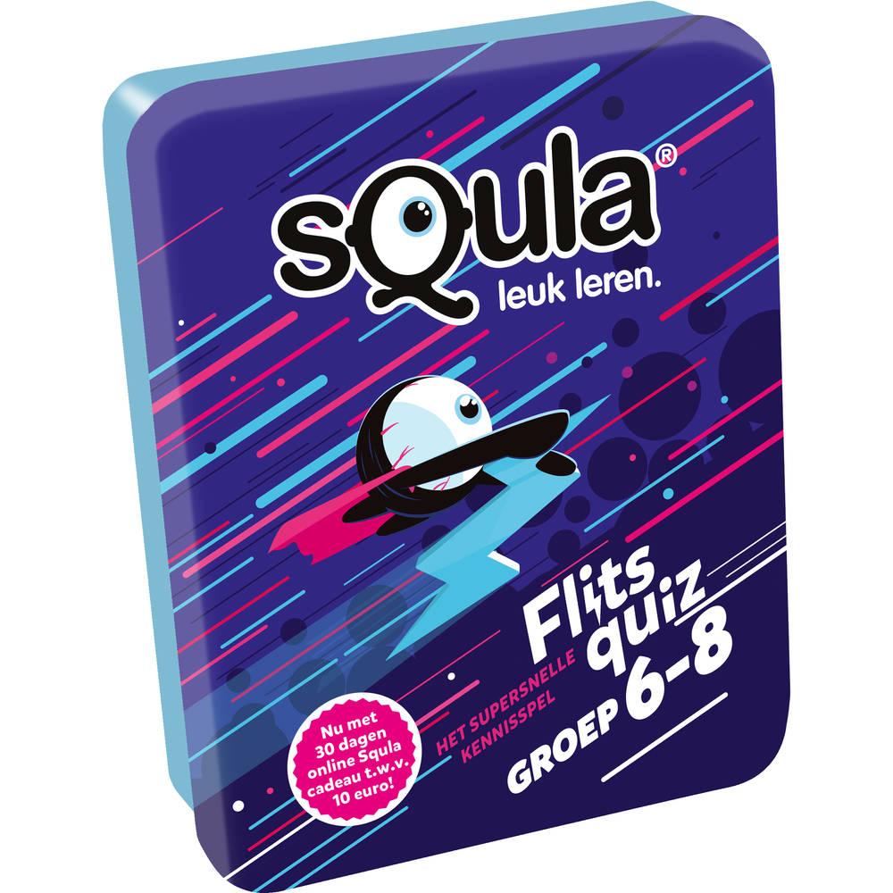 Squla FlitsQuiz groep 6, 7 en 8