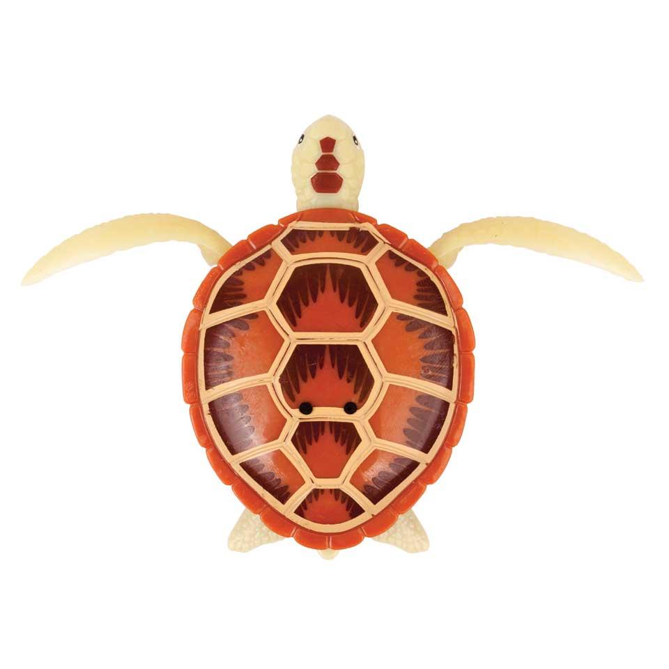 Robo schildpad - groen