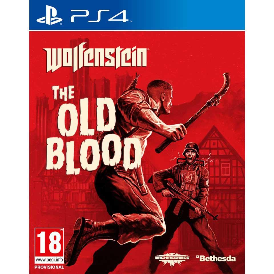 PS4 Wolfenstein: The Old Blood