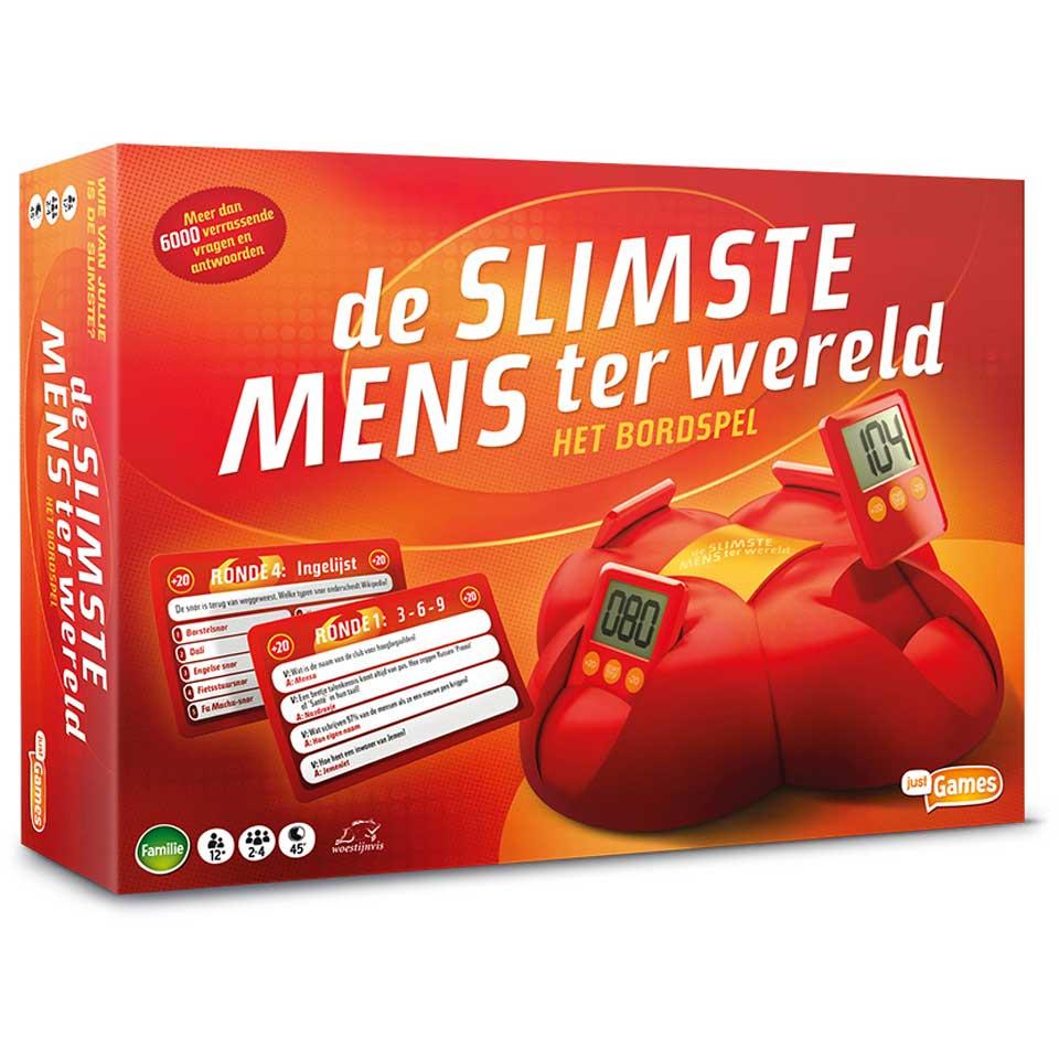 De Slimste Mens ter Wereld: Het bordspel