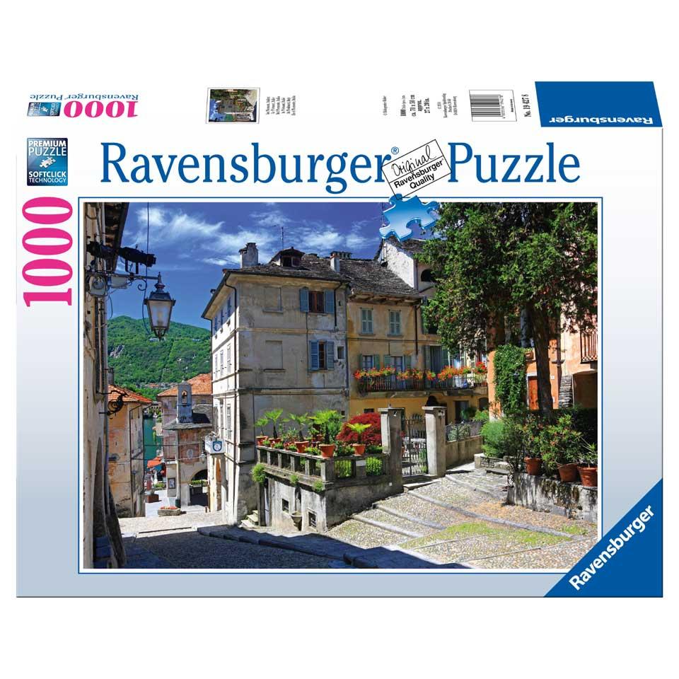 Ravensburger puzzel In Piemont ltalië - 1000 stukjes