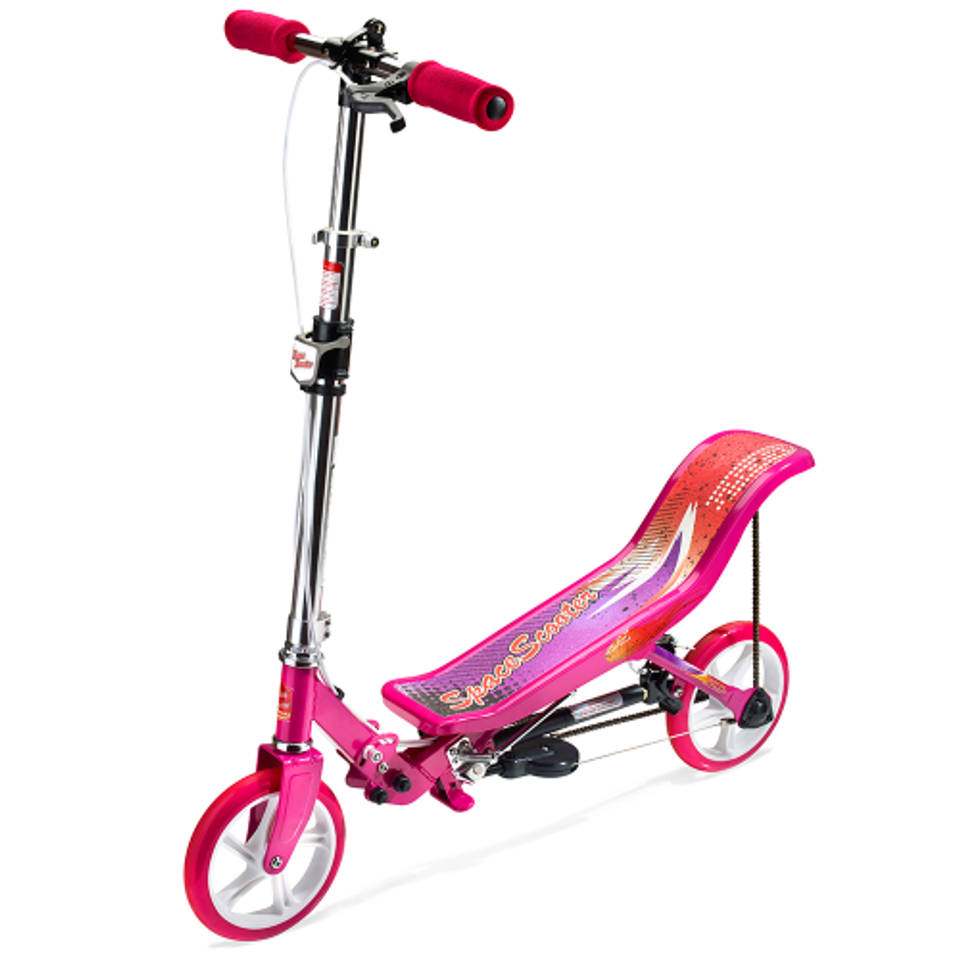 Space Scooter - roze