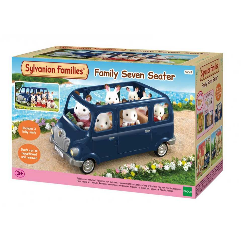 Sylvanian Families 7-zits familiewagen 5274