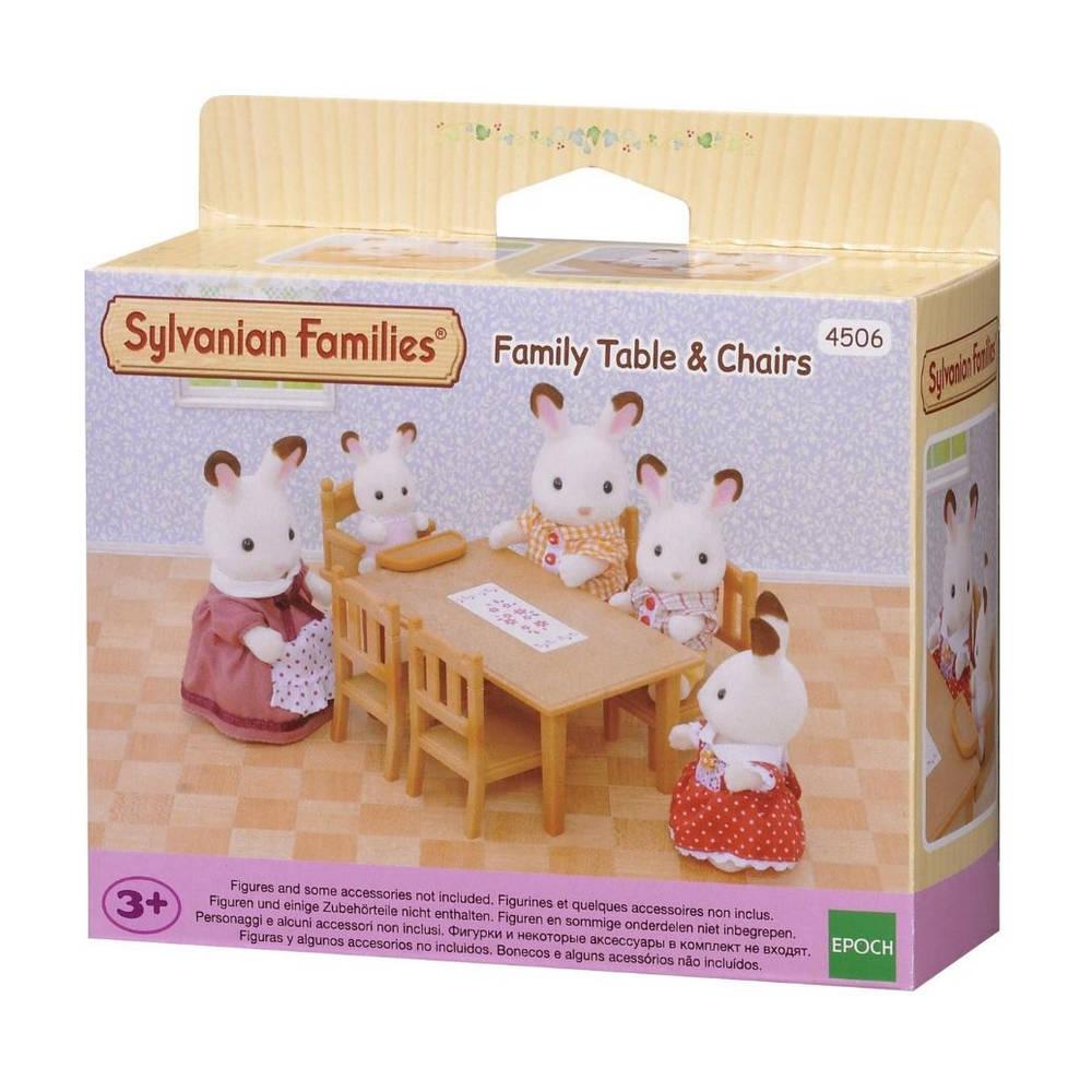 Sylvanian Families eettafelset 4506