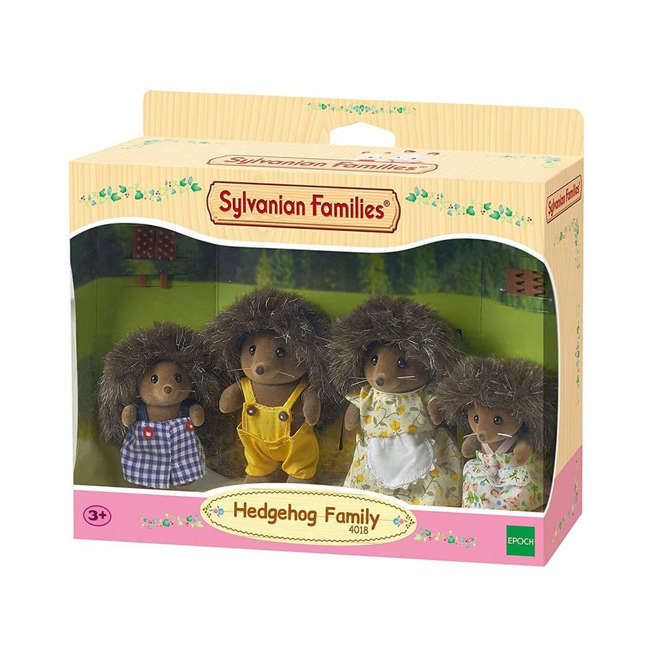 Sylvanian Families Familie Egel 4018