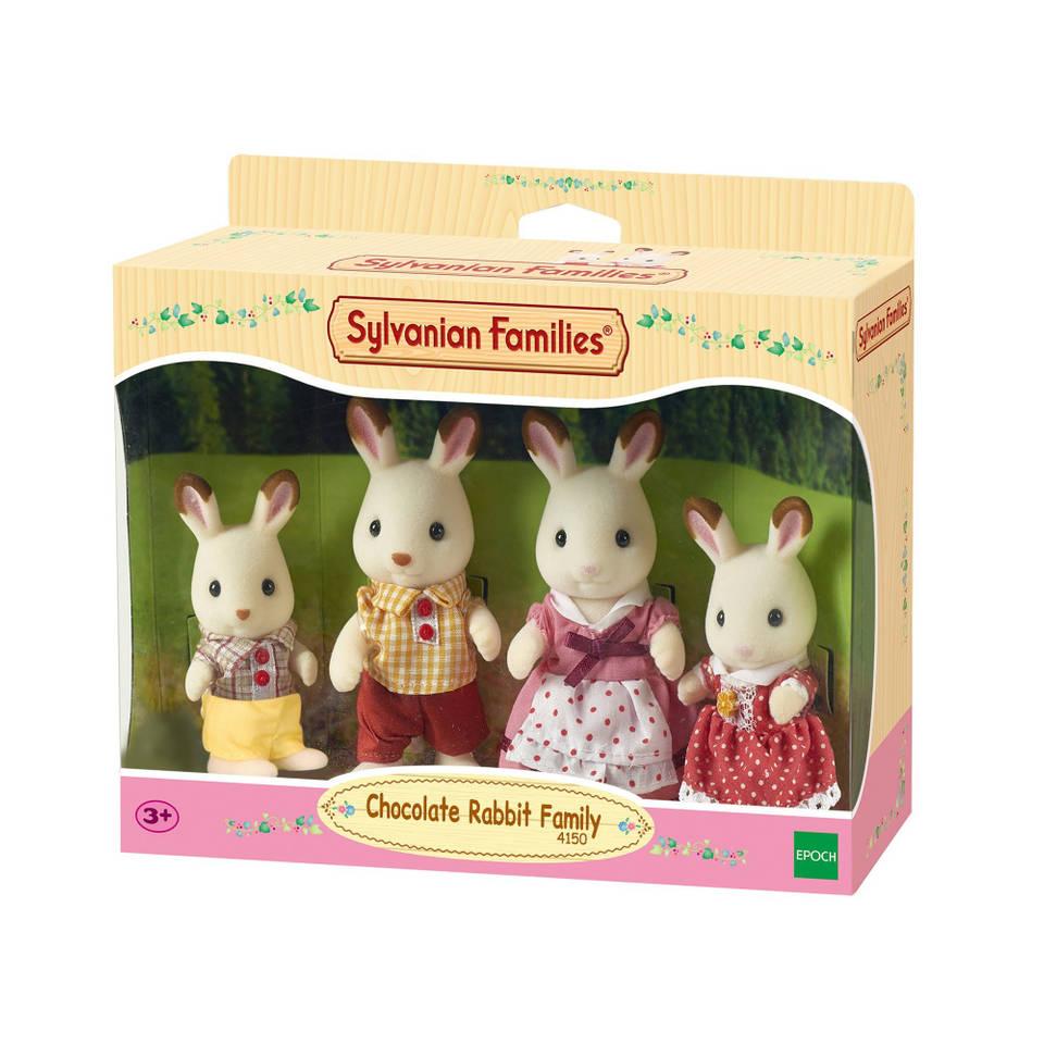 Sylvanian Familie Chocoladekonijn 4150