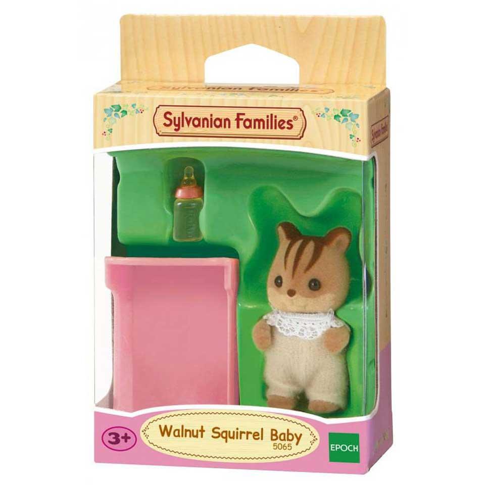 Sylvanian Families baby Walnoot Eekhoorn 5065