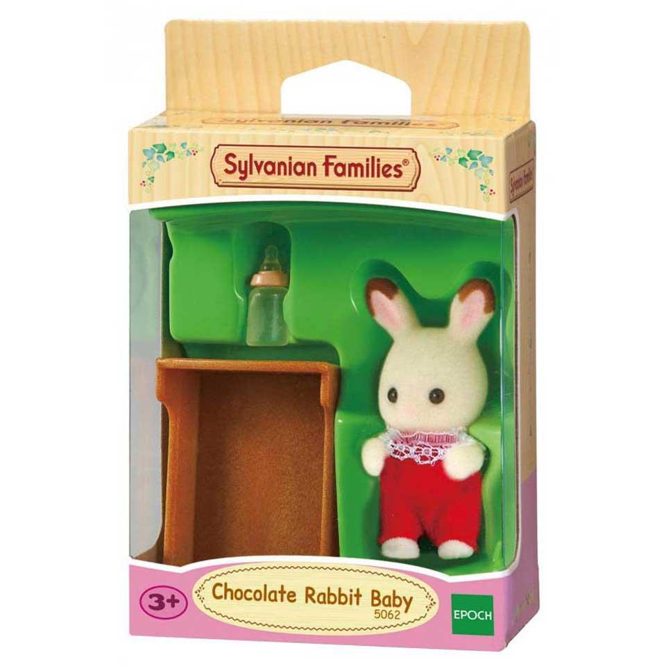 Sylvanian Families baby Chocoladekonijn 5062