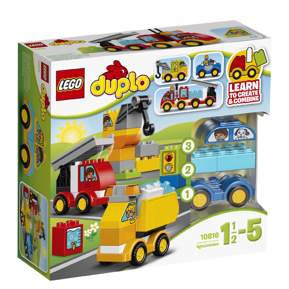 LEGO DUPLO mijn eerste voertuig 10816