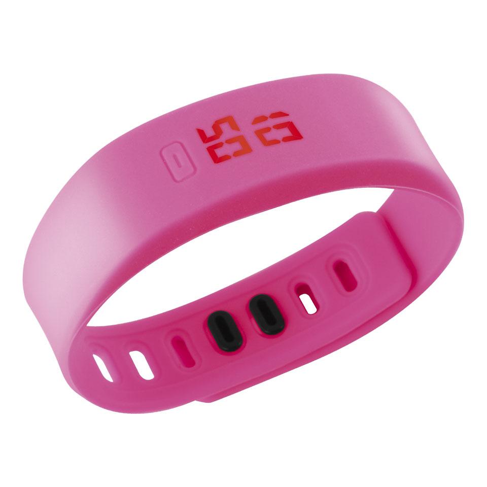 Waterafstotend horloge - roze