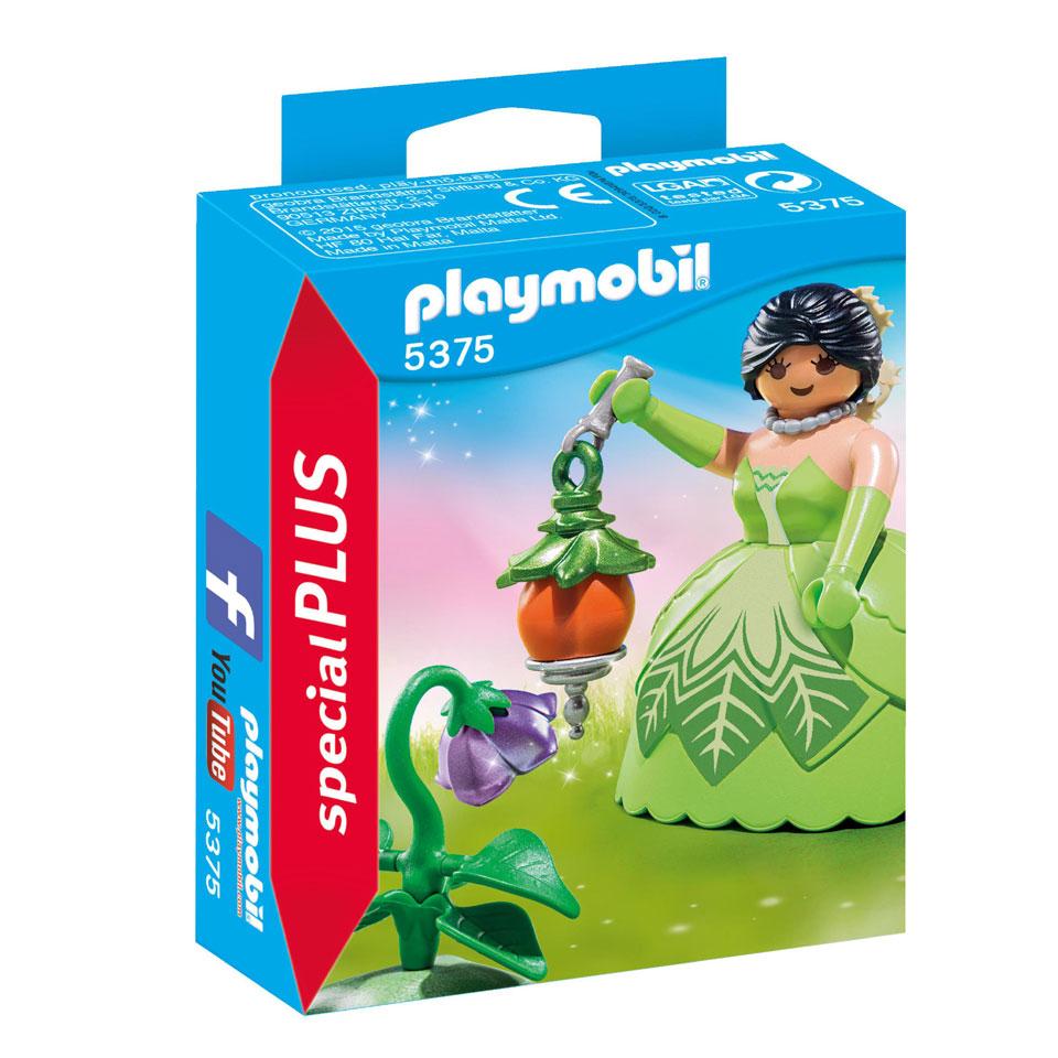 PLAYMOBIL SpecialPLUS bloemenprinses 5375