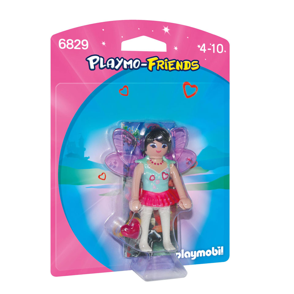 PLAYMOBIL Playmo-Friends geluksfee met ring 6829