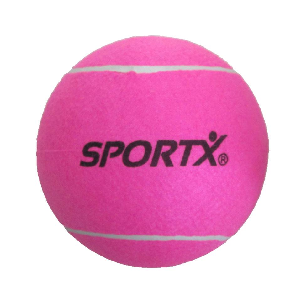 SportX Jumbo tennisbal XL - roze