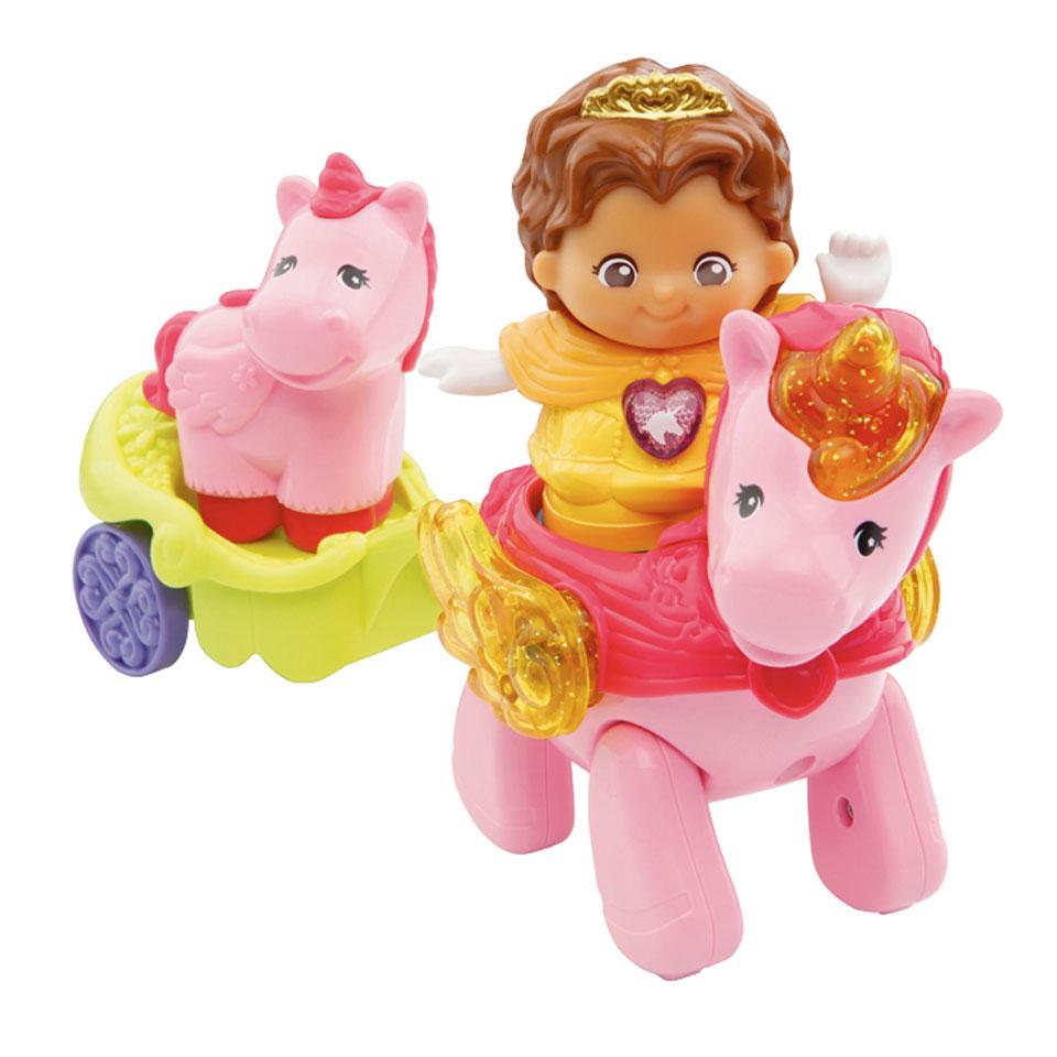VTech Vrolijke Vriendjes Prinses Penny + eenhoorn