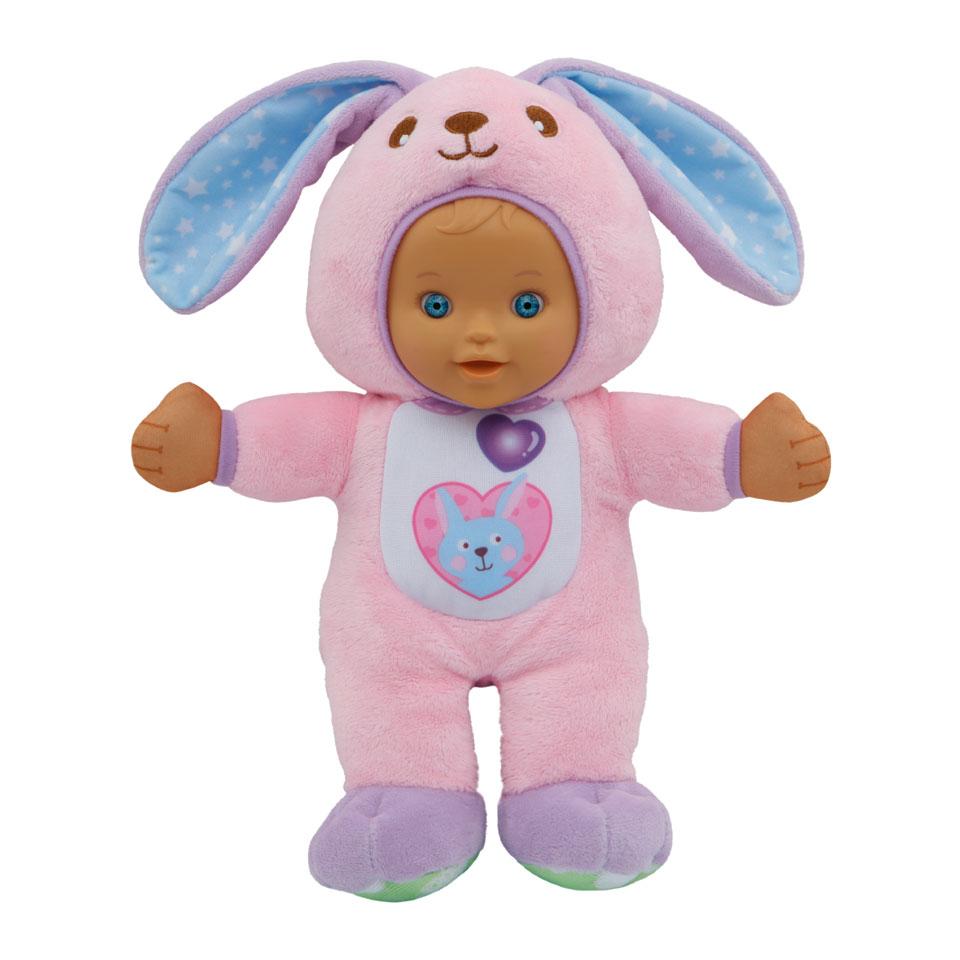 VTech Little Love Dieren knuffelpop konijn