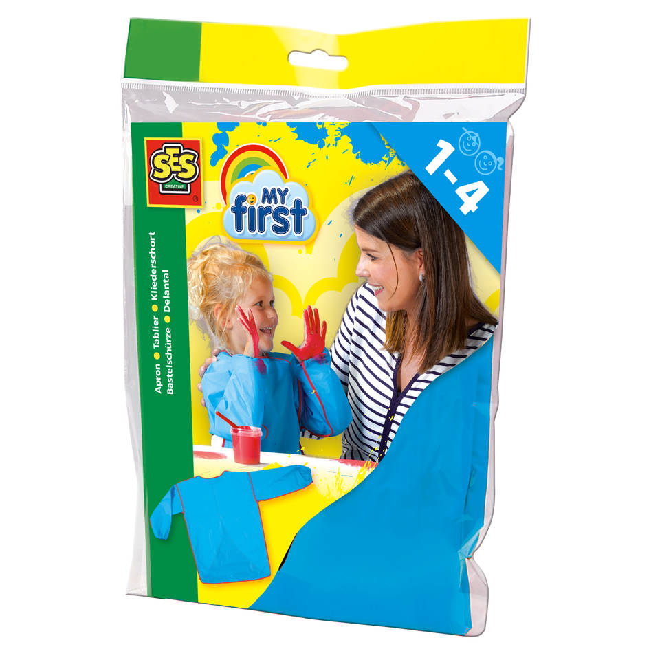 SES My First kliederschort - blauw