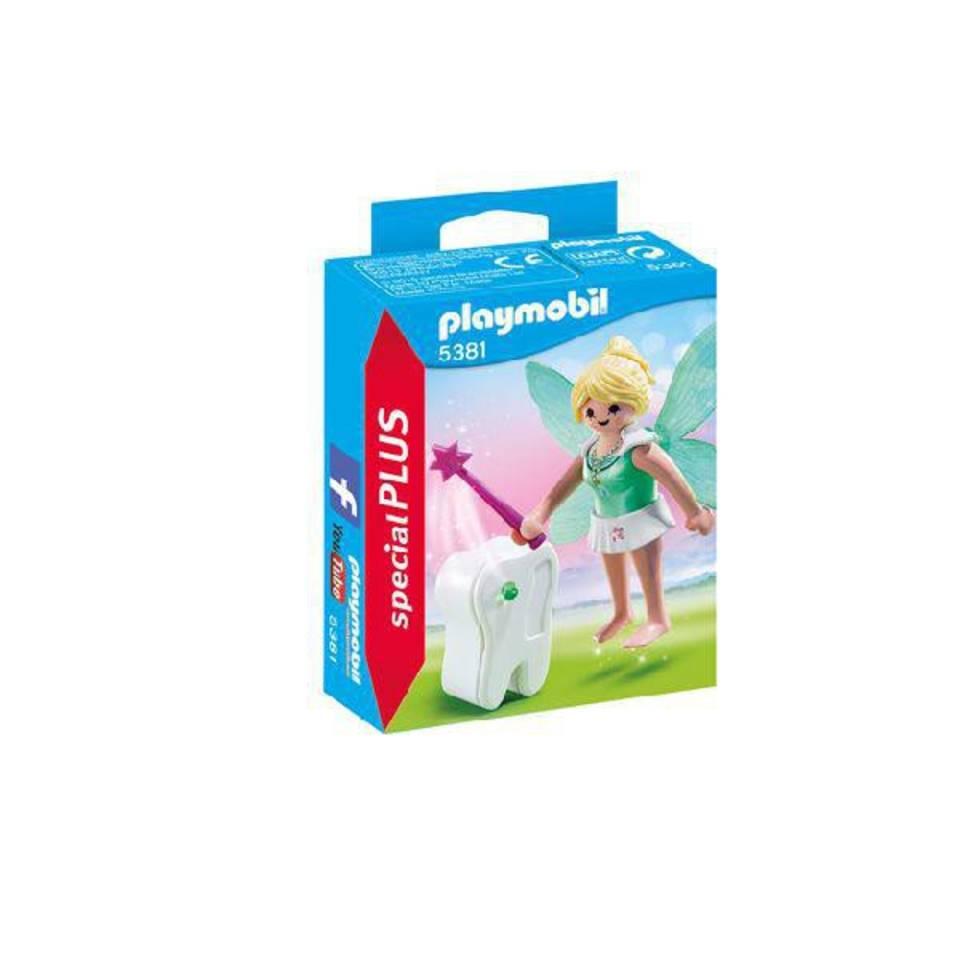 PLAYMOBIL SpecialPLUS tandenfee 5381