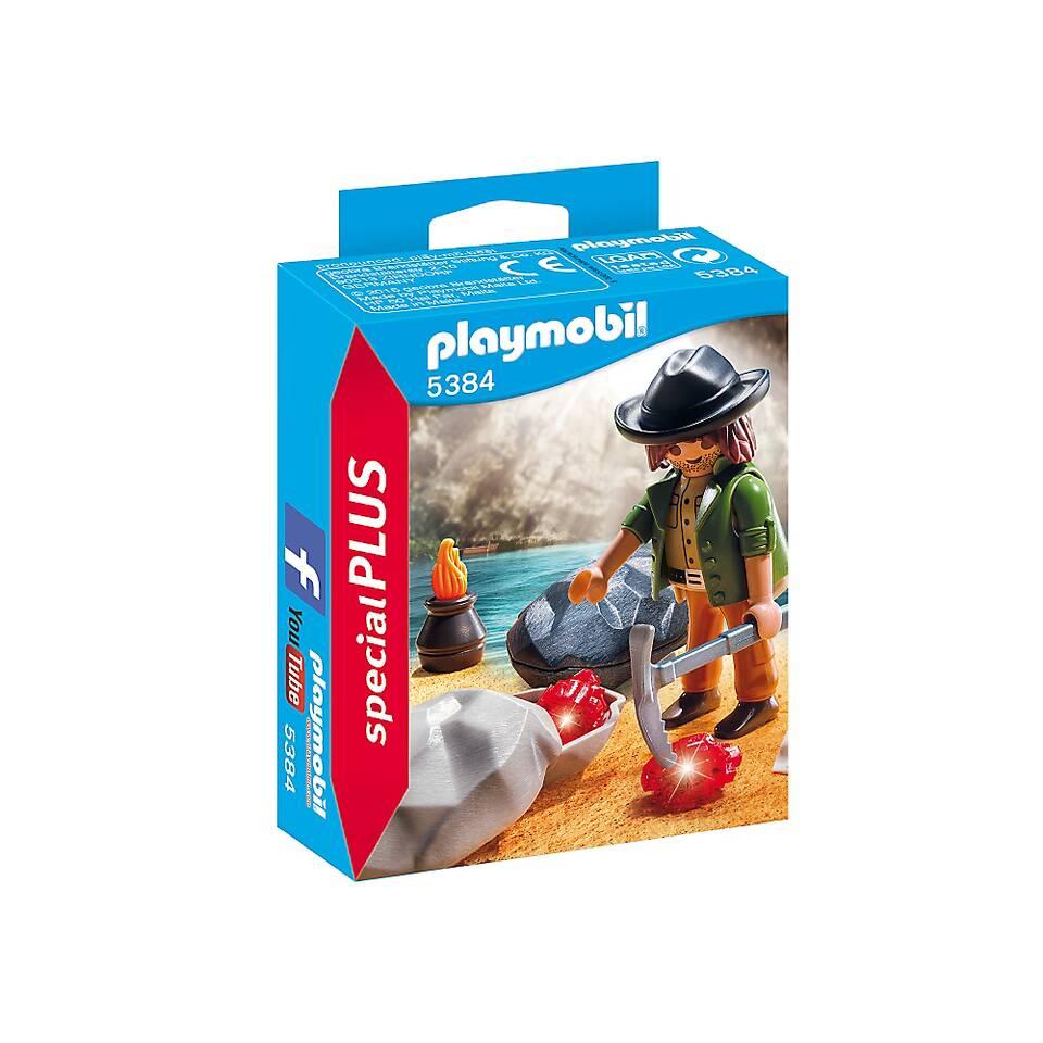 PLAYMOBIL SpecialPLUS schattenjager 5384