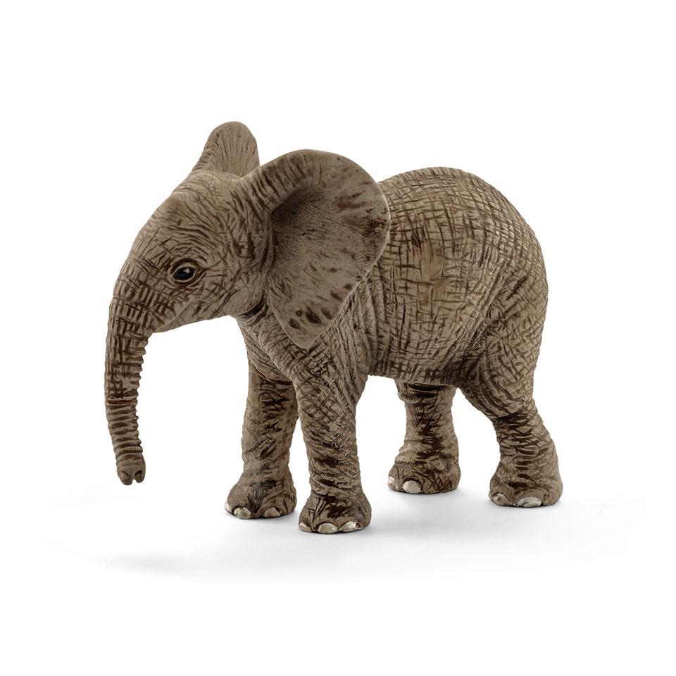 Schleich figuur Afrikaanse olifant baby 14763