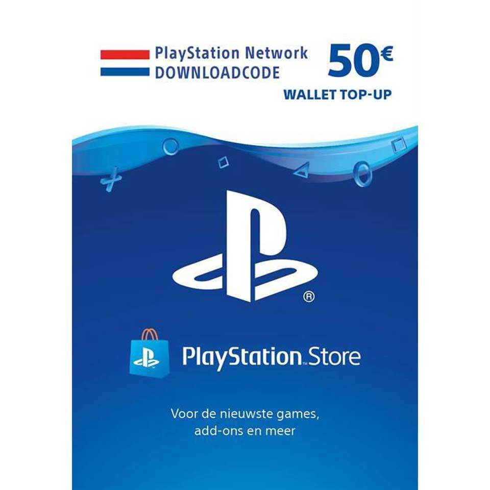 PlayStation Store €50 Tegoed