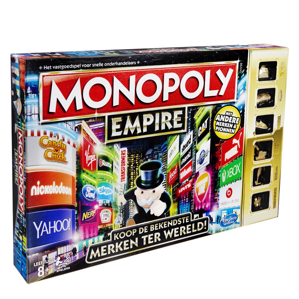 Monopoly Empire bordspel