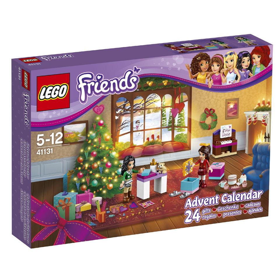 LEGO Friends adventkalender 2016 41131