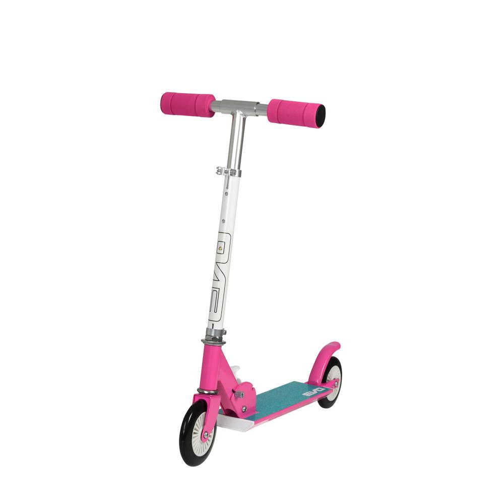 EVO inklapbare step - roze
