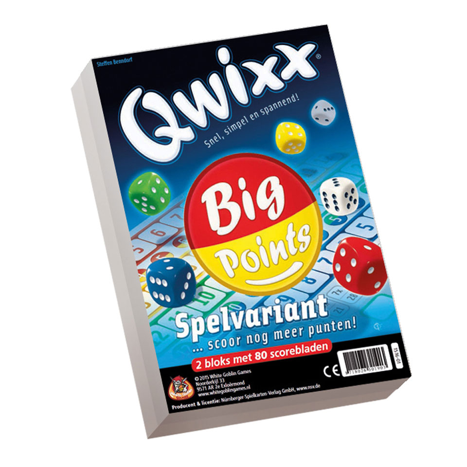 Qwixx Big Point