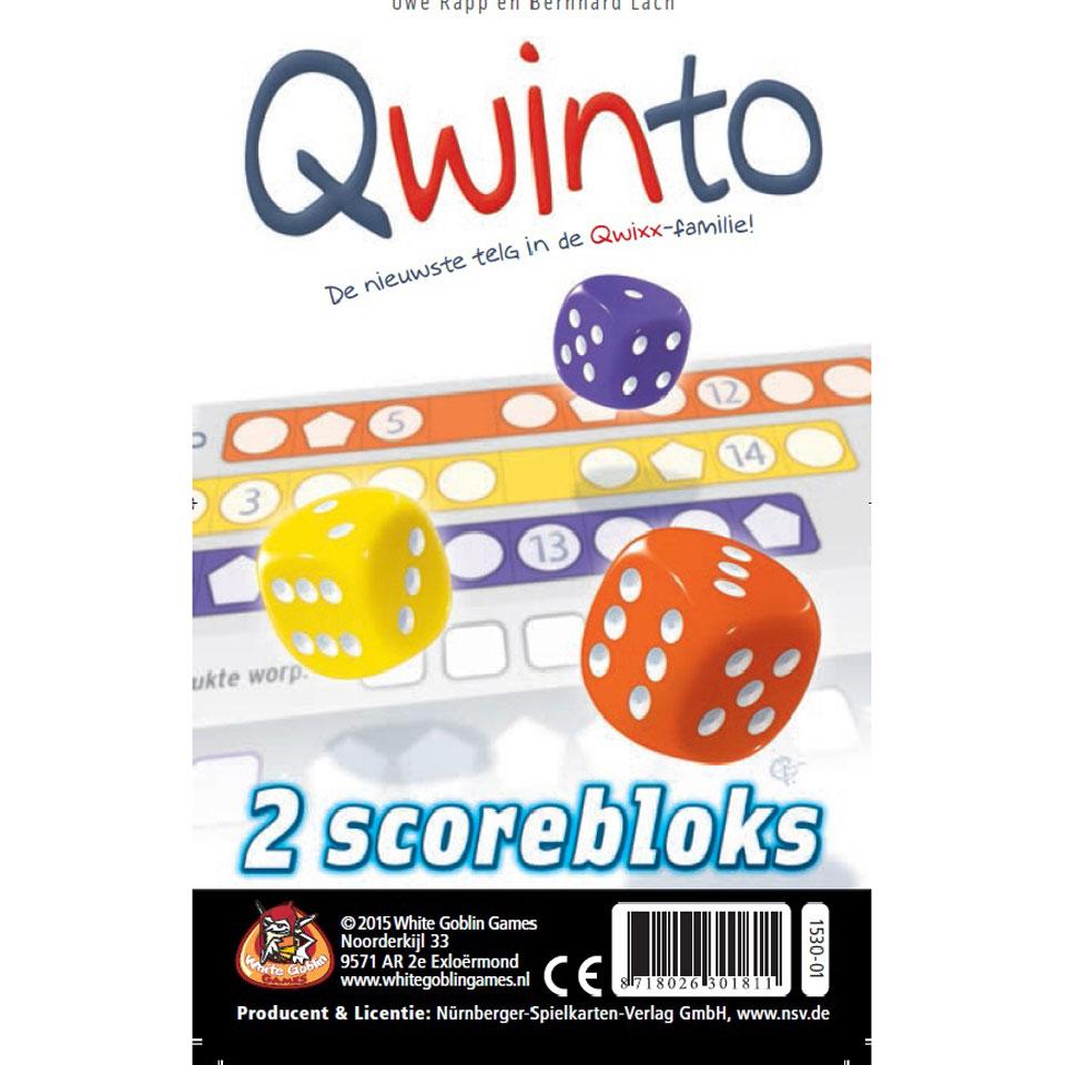 Qwinto blocks