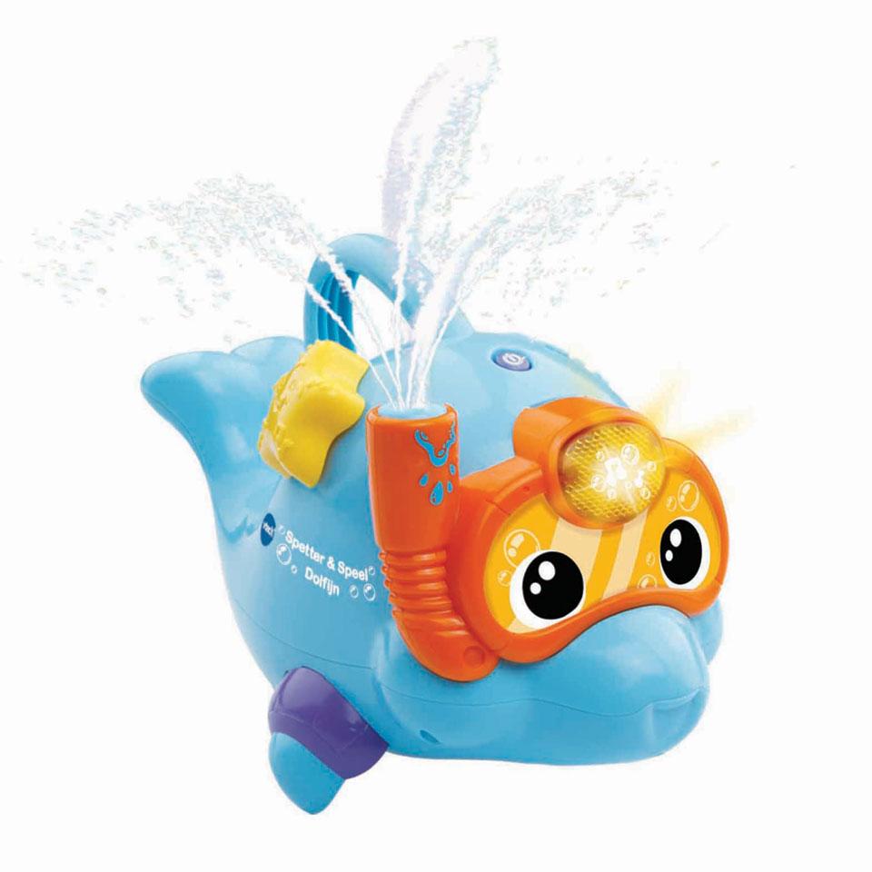 VTech Baby spetter en speel dolfijn