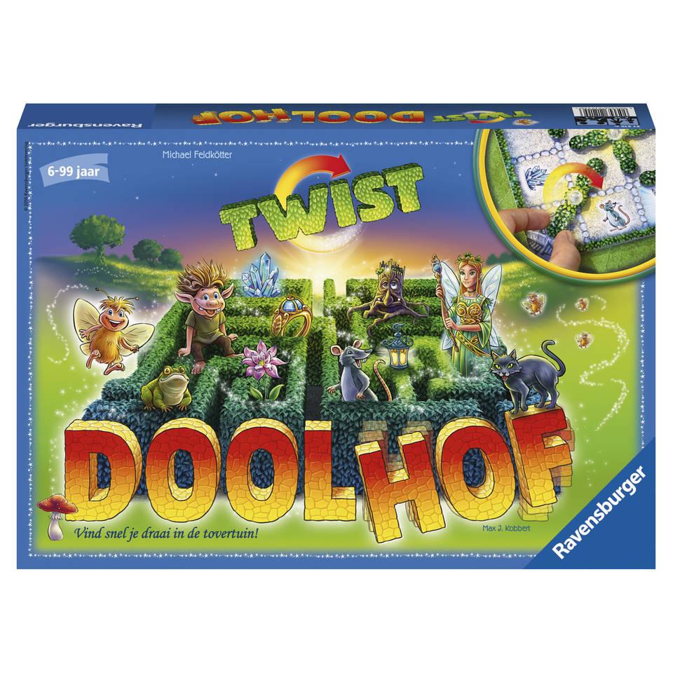 Ravensburger Doolhof Twist Kinderspel