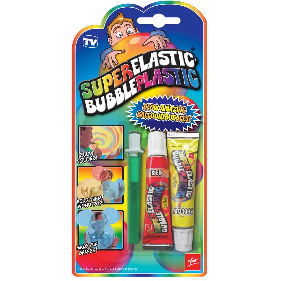 Super Elastic Bubble Plastic ballon