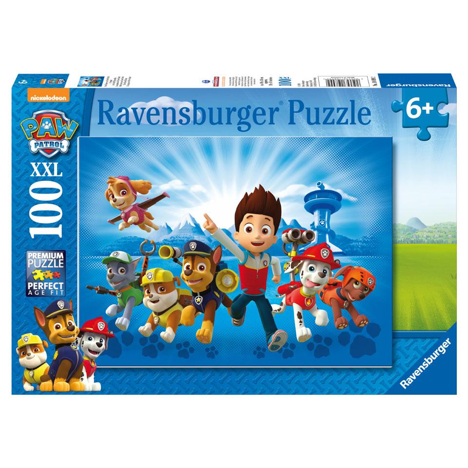 Ravensburger PAW Patrol puzzel De ploeg van PAW Patrol XXL - 100 stukjes