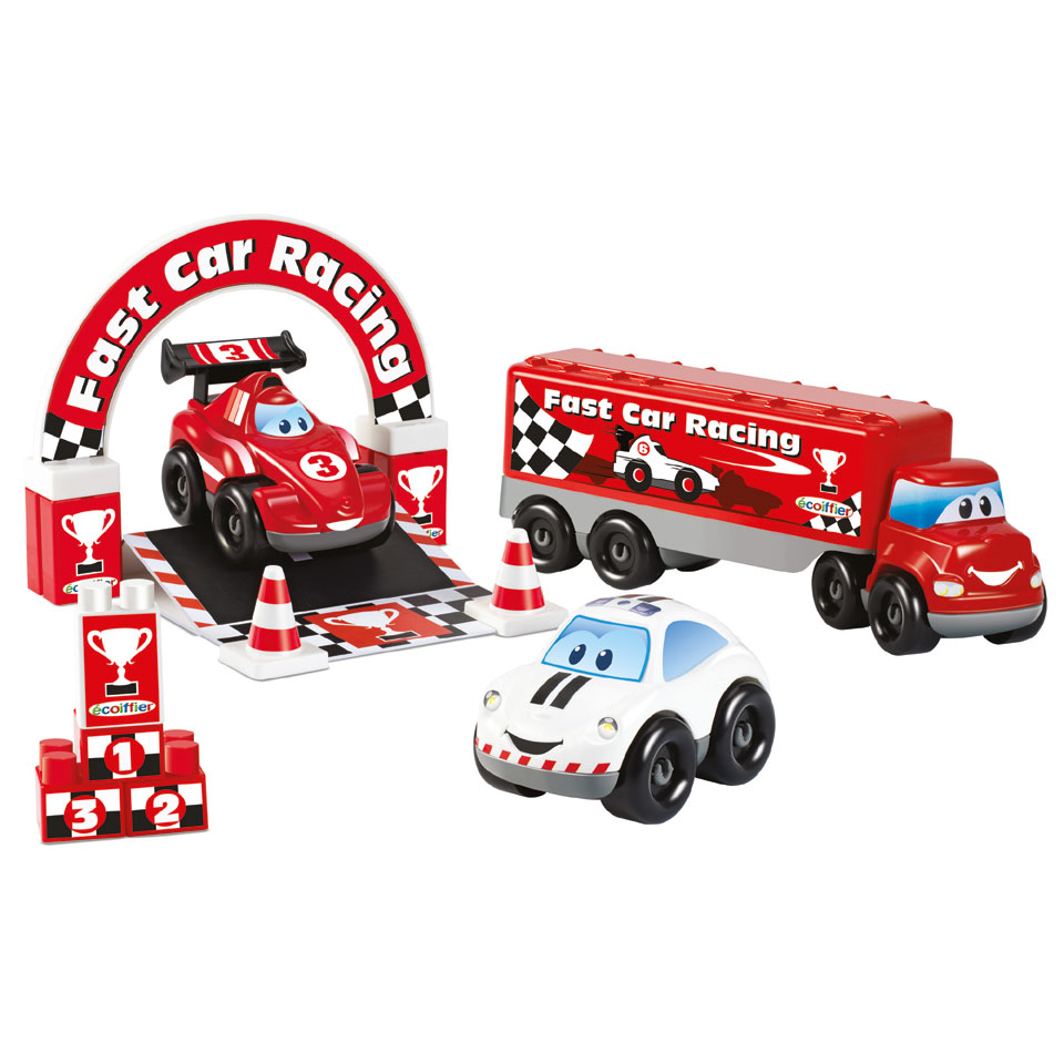 Abrick Fast Car Racing set