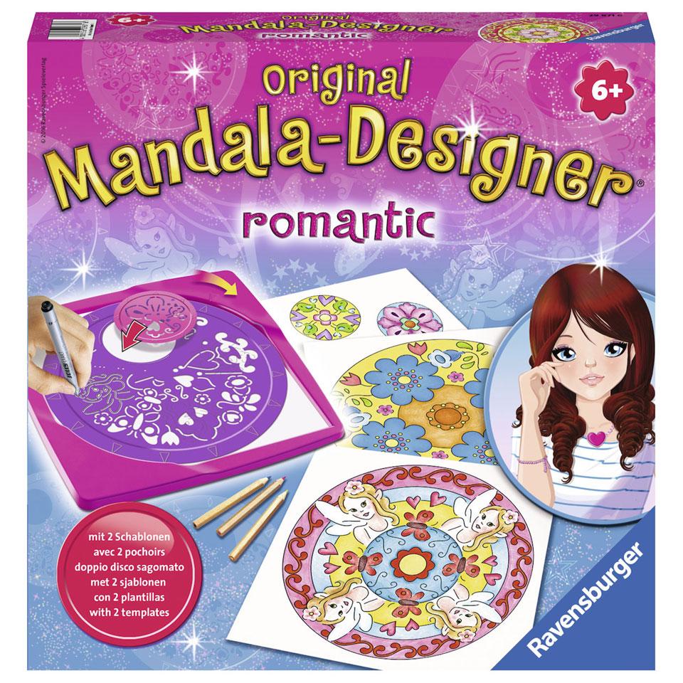 Ravensburger Mandala-Designer Romantic 2-in-1