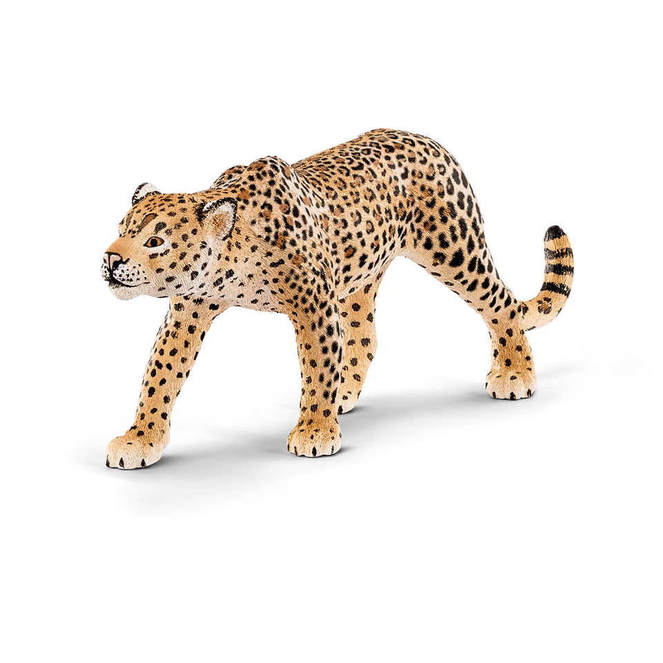 Schleich figuur luipaard 14748
