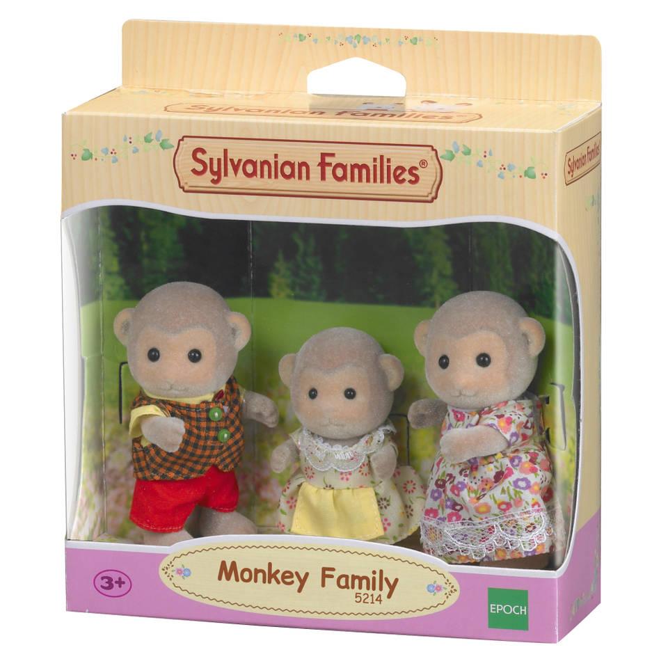 Sylvanian Families Familie Aap 5214