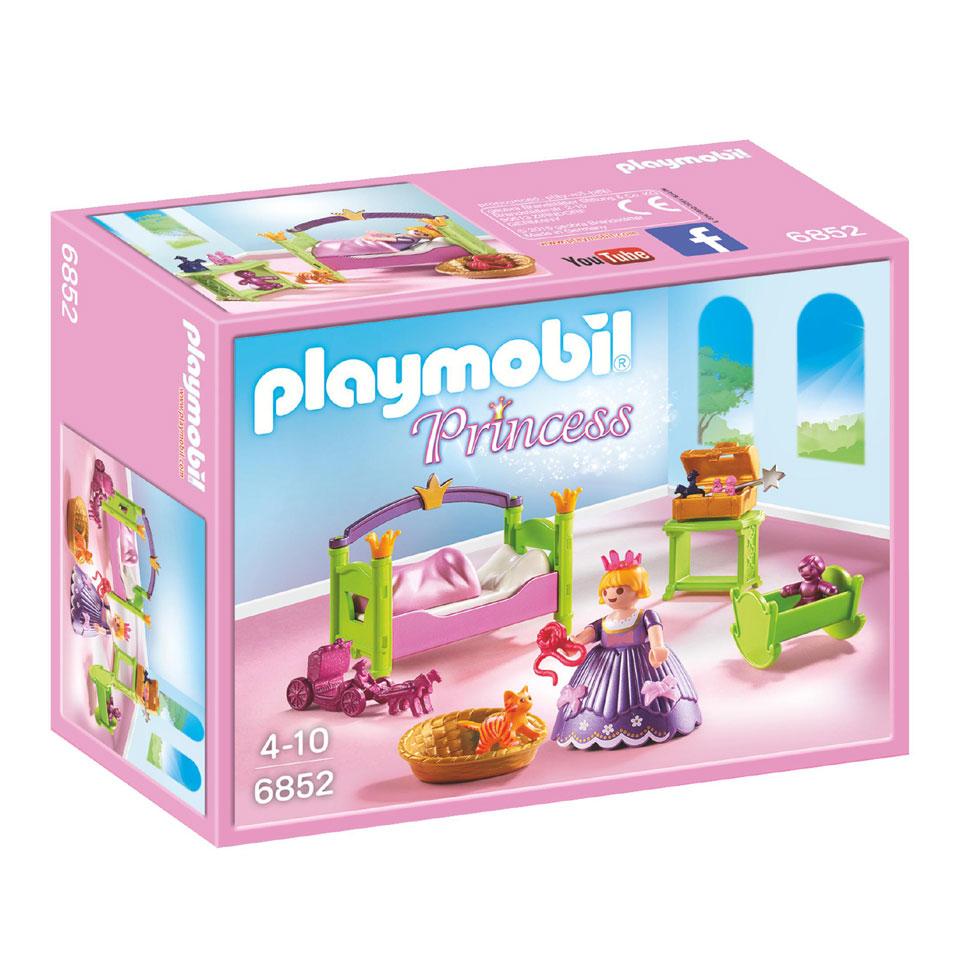 PLAYMOBIL Princess slaapkamer van de prinses 6852