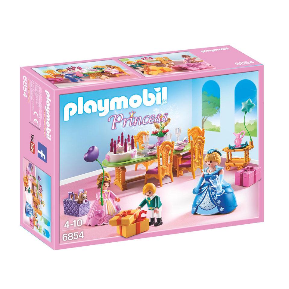 PLAYMOBIL Princess prinselijk verjaardagsfeestje 6854