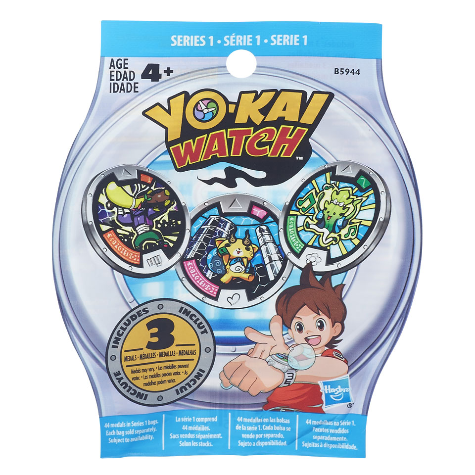 Yo-kai Watch verrassingszakje