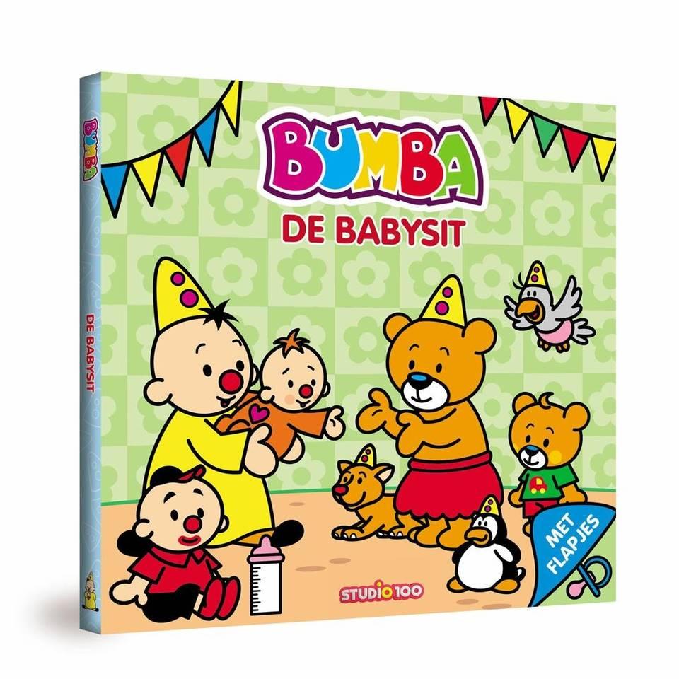 Bumba kartonboek de babysit