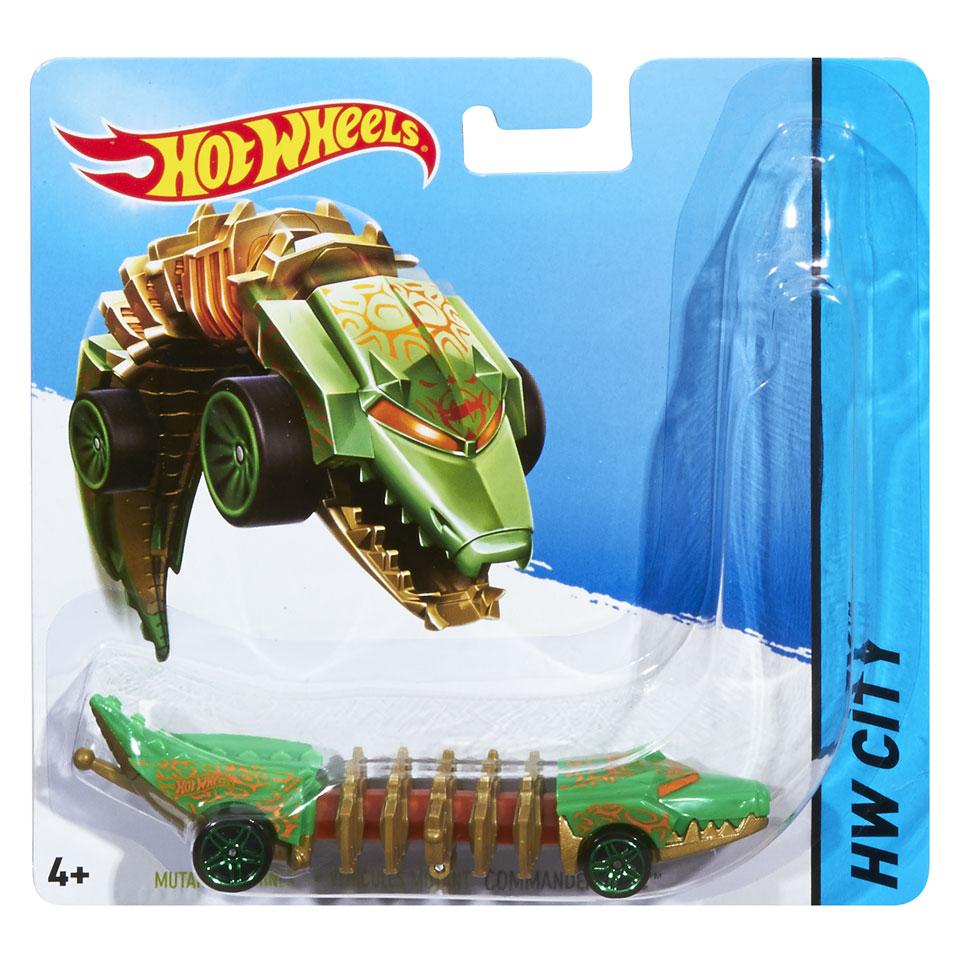 Hot Wheels Mutant Machine Commander Croc
