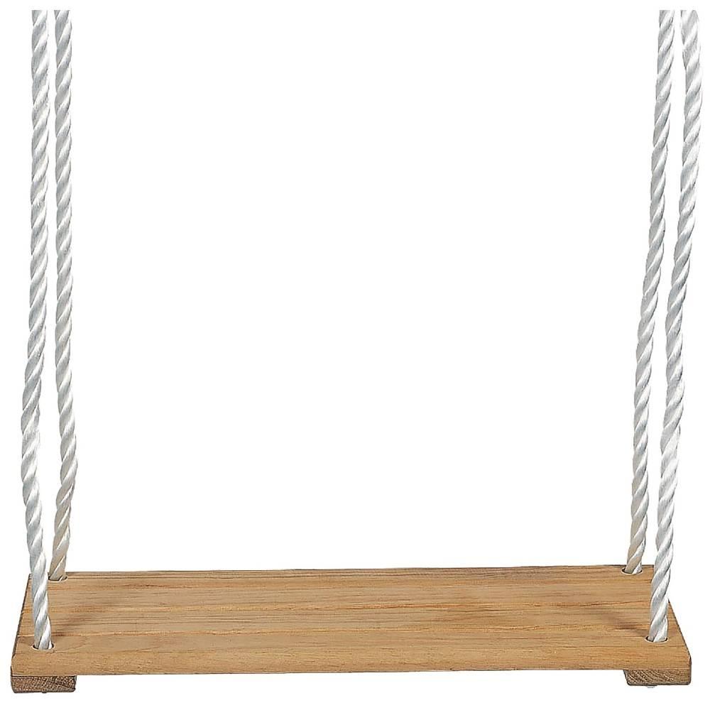 Houten schommel plank - 40 x 17 cm