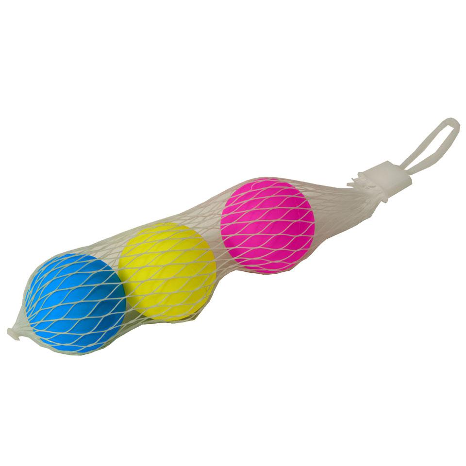 Summertime strandballen - 3 stuks