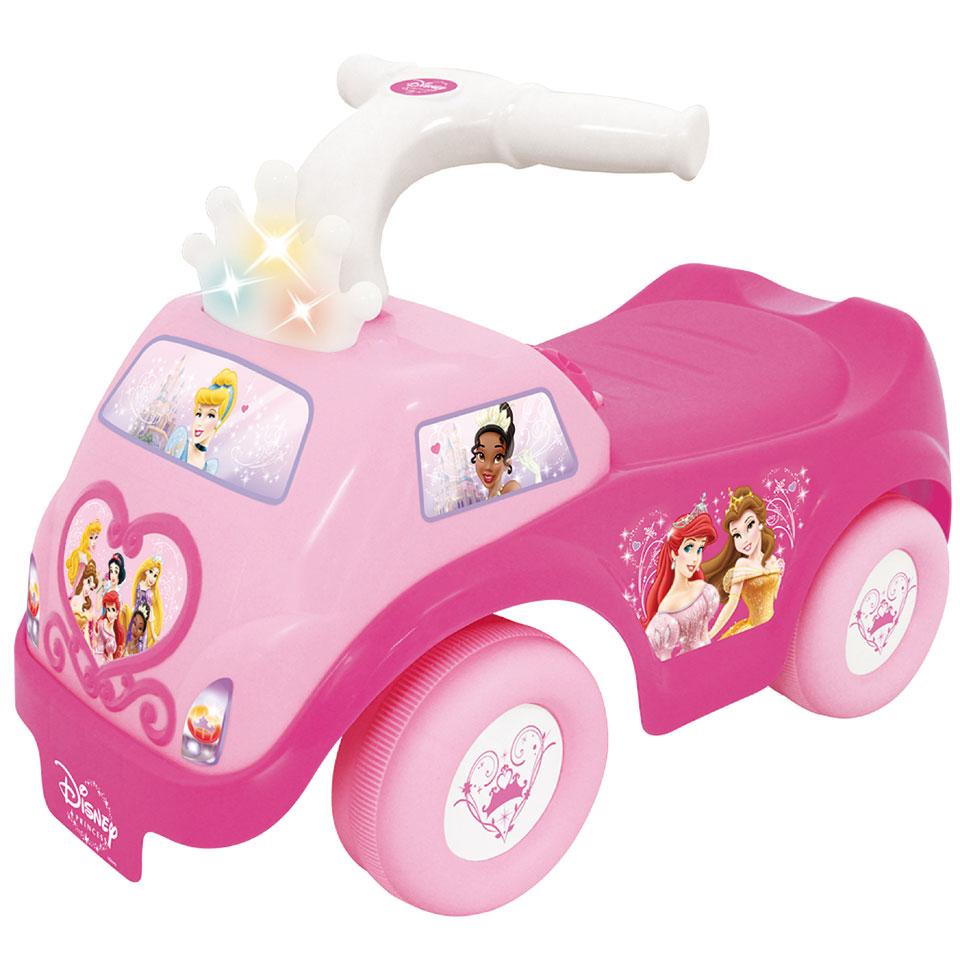 Disney Princess activity loopwagen - multikleur